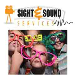 Sight and Sound Photobooth